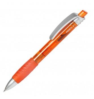 Trick Transparent Silver (Ritter Pen)