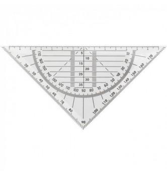 Треугольник-транспортир под нанесение логотипа