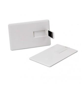 Флеш память USB Creda 8 Gb пластиковая под нанесение логотипа