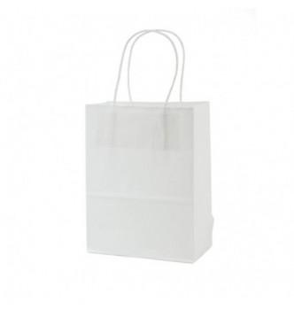 Пакет бумажный с витыми ручками, 150*90*200 мм