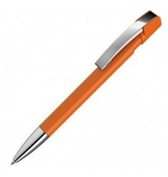 Ручка шариковая UMA Sky M SI GUM с soft-touch поверхностью с возможностью нанесения на ней Вашего логотипа