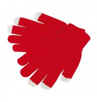 Перчатки тактильные (сенсорные) CONTACT под нанесение логотипа