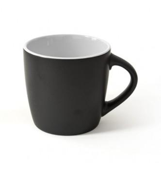Чашка керамическая ETNA матовая с внешней стороны и глянцевая изнутри, 300 мл