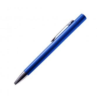 Ручка пластиковая Dallas, с металлическим клипом