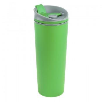 Термокружка Positano, пластиковая 500 мл., под нанесение Вашего логотипа