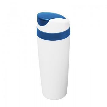 Термокружка Alonz, пластиковая, 450 мл., под нанесение Вашего логотипа