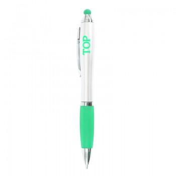 Ручка пластиковая, шариковая Lightlogo под нанесение вашего лого