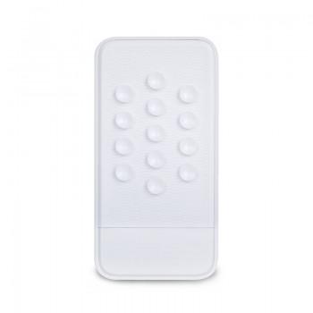 Беспроводной повербанк Xoopar BUBBLE QI, 5000 мА/ч, светящийся логотип-5000X под нанесение Вашего логотипа