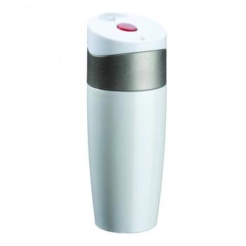 Термокружка Fashion Men, нержавеющая сталь, клапан-кнопка,500 мл, BPA Free