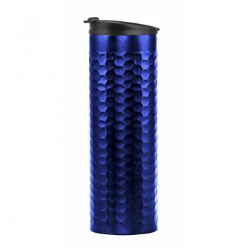 Термокружка 0,45 л, нержавеющая сталь, для нанесения вашего лолготипа