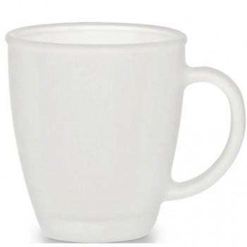 Чашка стеклянная матовая CIRCEYA Frozen, объем 350 мл, под нанесение изображення