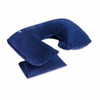 Подушка надувная для путешествий TRAVElCOMFORTABLE в чехле