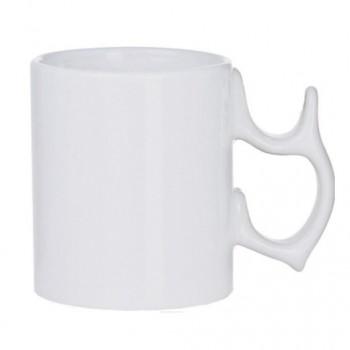 Керамическая чашка RELAX 340 мл для дополнительного декоративного элемента