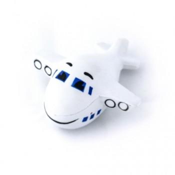 Антистресс-игрушка PLANE под нанесение изображення