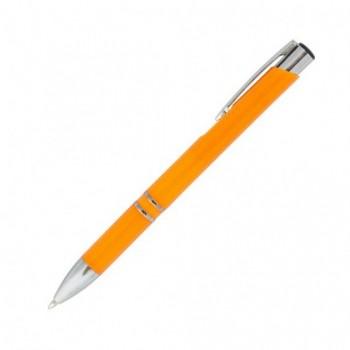 Ручка шариковая DUNA PLAST пластиковая з 2-мя насечками с возможностью нанесения Вашего логотипа