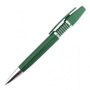 Ручка GRADA пластиковая с внешней пружиной под нанесение изображения