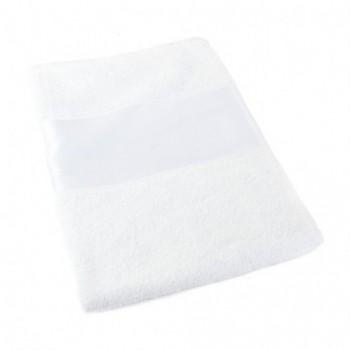 Полотенце с белым бордюром под сублимацию, 50х100 см