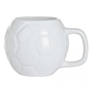 Керамическая чашка FOOTClub 400 мл под нанесение изображения