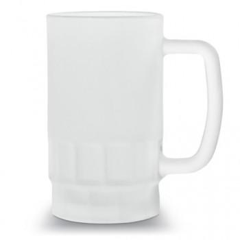 Бокал для пива стеклянный GARTEN 330 мл, фрост