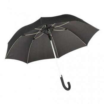Зонт-трость CANCAN с металлическим стержнем и цветными спицами под нанесение Вашего логотипа