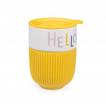 Чашка керамическая Barell с Вашим логотипом