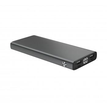 Универсальное зарядное устройство Connect 10000 mah с Вашим логотипом