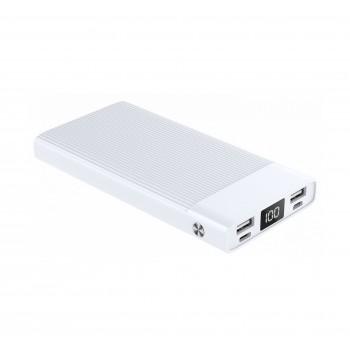 Универсальное зарядное устройство Mobi 10000 mAh с Вашим логотипом