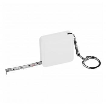 Рулетка-брелок Meter, 1м под нанесение лого
