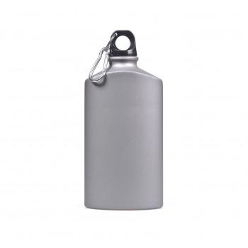 Бутылка металлическая Hike, TM Discover под нанесение Вашего логотипа
