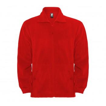 Куртка флисовая Pirineo мужская с нанесением вашего логотипа