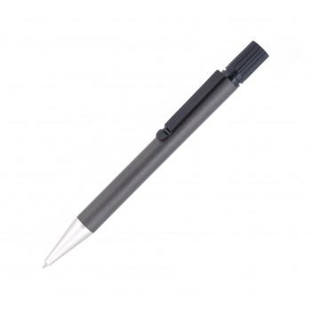 Ручка металлическая+маркер Dakar