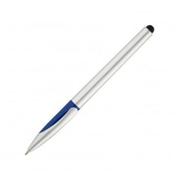 Ручка-стилус шариковая пластиковая Istanbul с Вашим логотипом